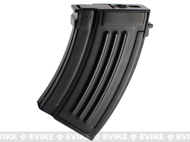 Matrix Short Type Full Metal 280rd Hi-Cap Magazine for AK series Airsoft AEG (one)