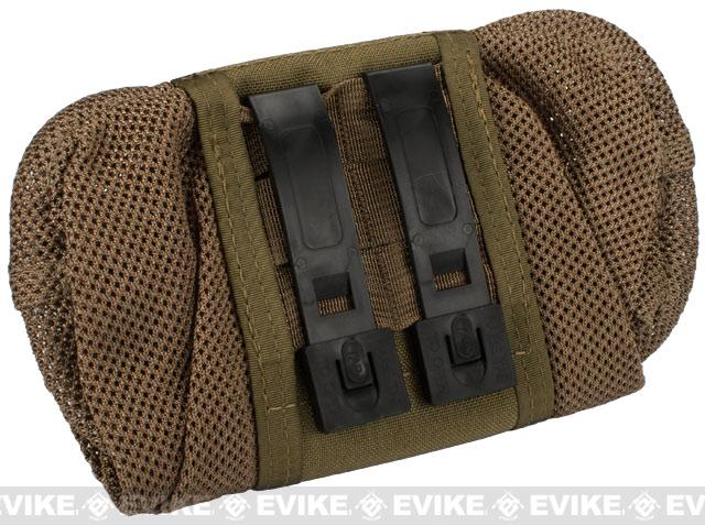 HSGI Mag-Net Tactical Mesh Dump Pouch - Coyote Brown