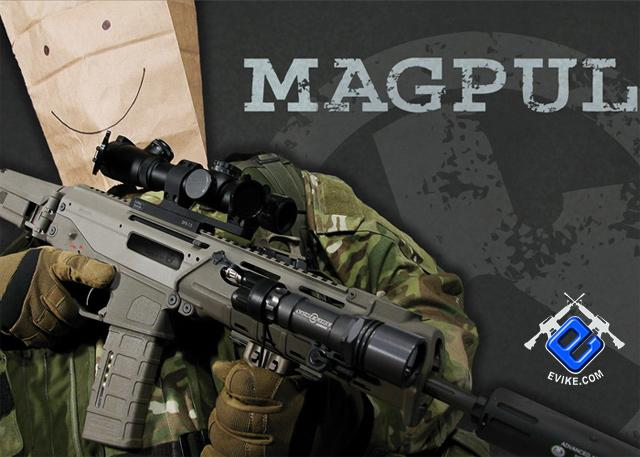 z Magpul PTS 75rd Mid-Cap PMAG for M4 M16 Series Airsoft AEG - OD Green (One)