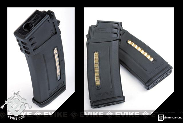 Magpul PTS 120rd GMAG Mid-Cap for G36 Series Airsoft AEG (One)