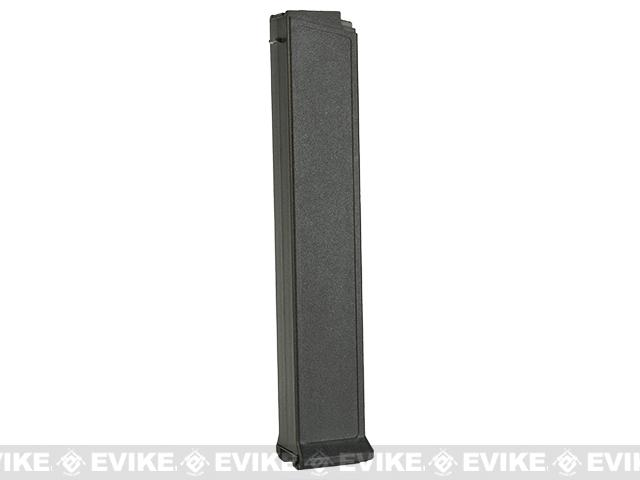 420rd High Cap Magazine for H&K Elite Force Umarex UMP Series Airsoft AEG AEG (w/ Dummy Bullet)