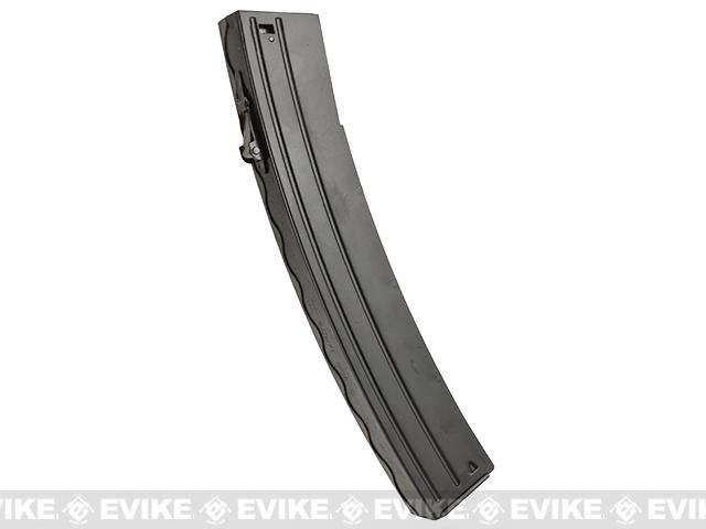 S&T 110rd Steel Mid-Cap Magazine for Sterling Series Airsoft AEG SMGs