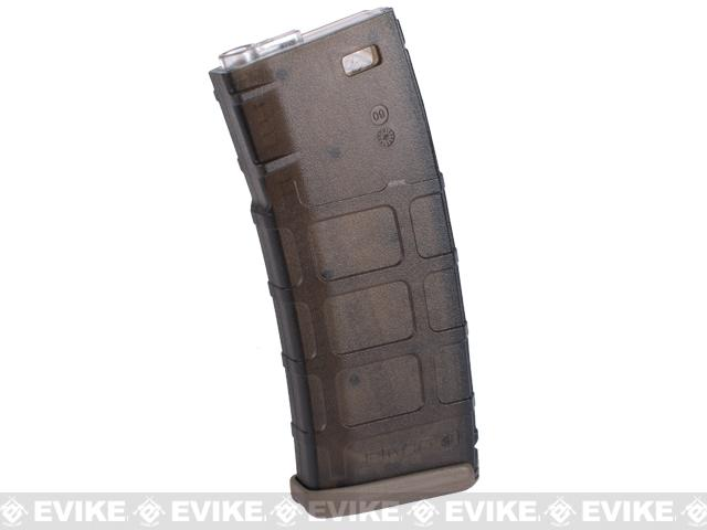 z Magpul PTS 120rd TMAG Training Magazine for M4 / M16 Series Airsoft AEG Rifles - Dark Earth