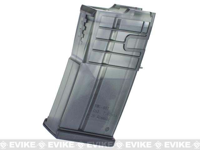 VFC / Umarex 500rd Hi-Capacity Magazine for H&K HK417 Airsoft AEG Rifle