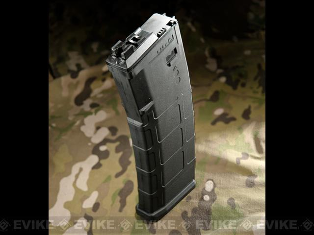 WE-Tech Magazine for MSK Series Airsoft GBB Rifles - Black