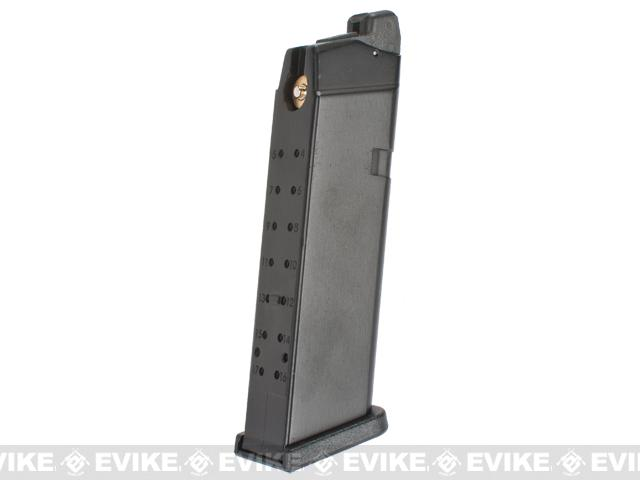WE 25rd CO2 Magazine Kit for WE 17 19 18C 34 ISSC M22 SAI G series Airsoft GBB Pistols