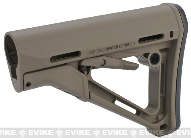 Magpul CTR® Carbine Stock - Mil-Spec / Dark Earth