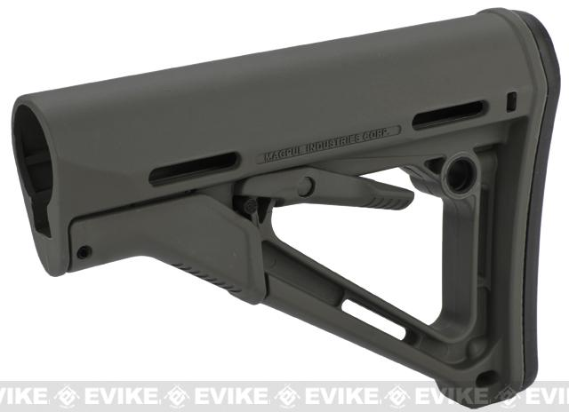 Magpul CTR� Carbine Stock - Mil-Spec / OD Green