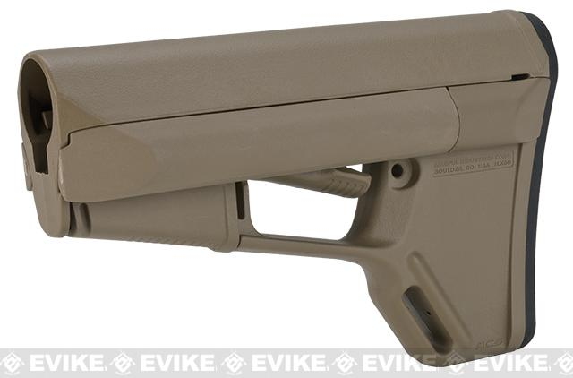 Magpul ACS Carbine Stock for M4 / M16 Series Rifles (Mil-Spec) - Dark Earth