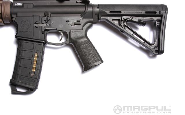 Magpul MOE® Carbine Stock - Mil-Spec Model - Black