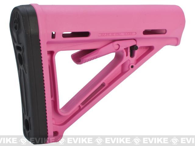 Magpul MOE® Carbine Stock - Mil-Spec Model - Pink