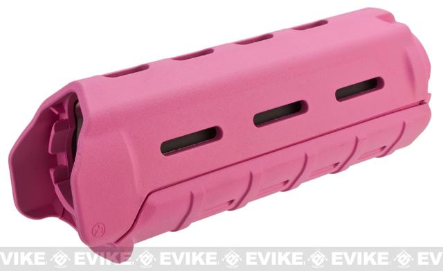 z Magpul Industries MOE Real Steel Carbine-Length Handguard - (Pink)