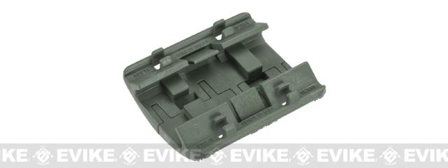 Magpul XTM Enhanced Rail Panel Covers (Color: Foliage Green)