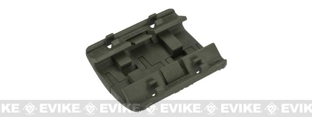 Magpul XTM Enhanced Rail Panel Covers - OD Green