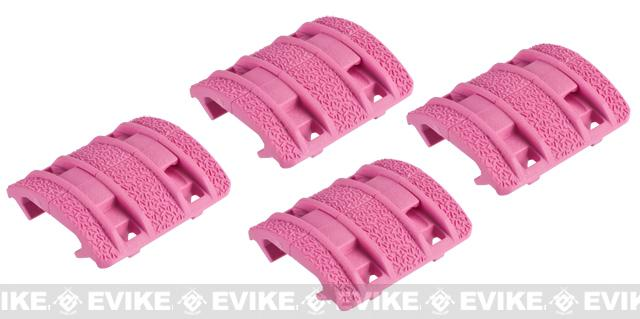 Magpul XTM Enhanced Rail Panel Covers (Color: Pink)