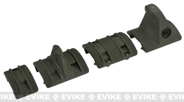 Magpul XTM Hand Stop Kit (Color: OD Green)
