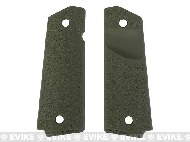 Magpul MOE® 1911 Grip Panels - OD Green