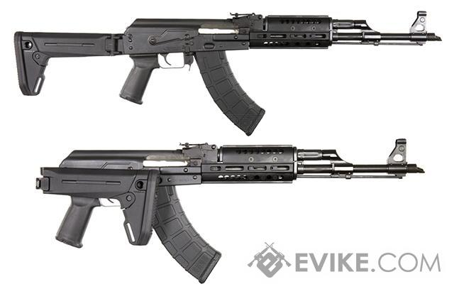Magpul YUGO ZHUKOV-S™ Stock for Yugoslavian AK Rifles - Black