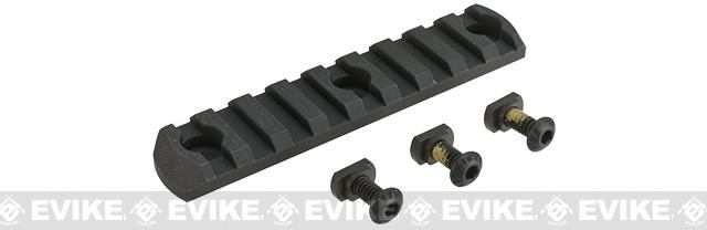 M-LOK™ Aluminum Rail Section - 9 Slots