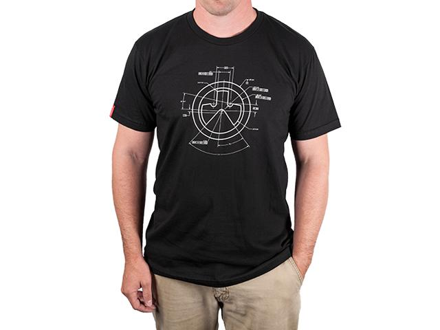 z Magpul Honest Engineering T-Shirt - Black - Medium