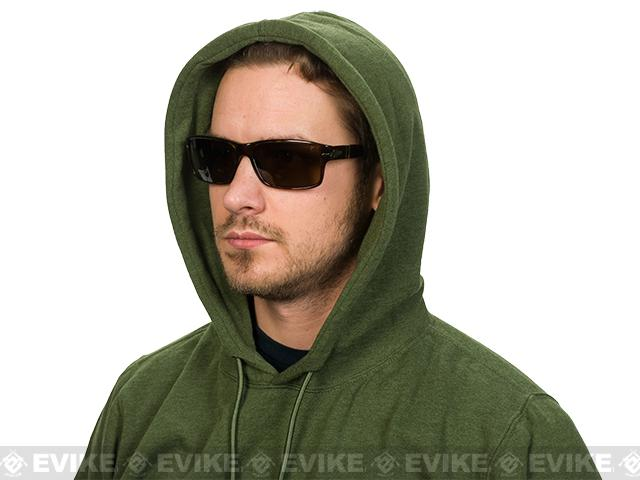 z Magpul™ Sweatshirt, Pull-Over Hoodie - Olive Heather (Size: Small)