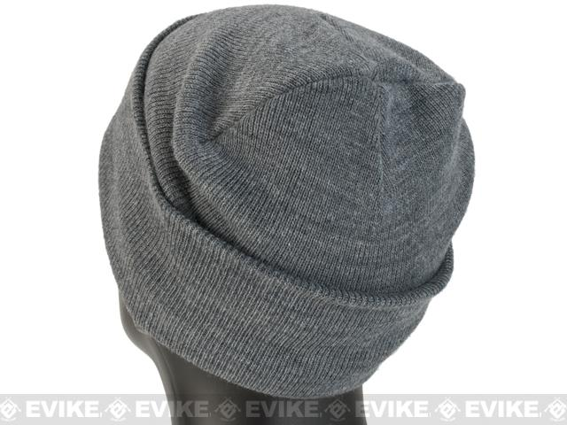Magpul Fold Over Beanie - Heather Grey
