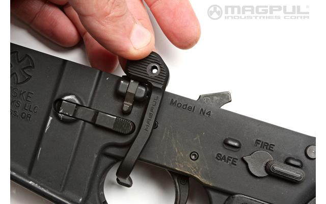 Magpul B.A.D. Lever - Battery Assist Device – AR15/M16