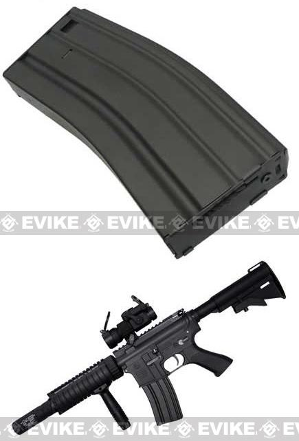 Matrix 300 Round Hi-Cap Magazine For M4 M16 KWA M4 Series Airsoft AEG