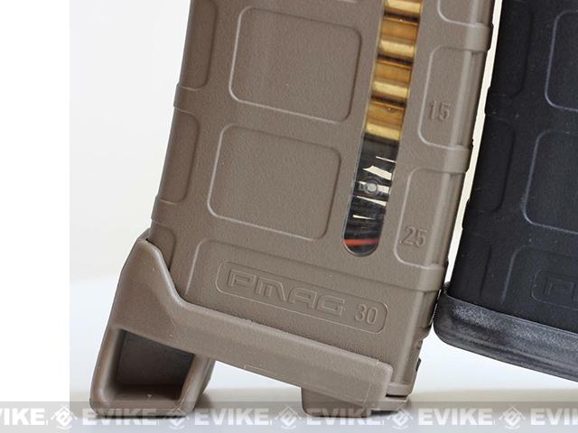 MagPod Magazine Baseplates for Gen 2 Magpul PMAGs - Tan (3-pack)