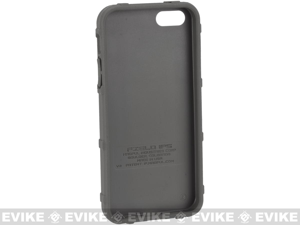 Magpul® Field Case for iPhone SE - Grey