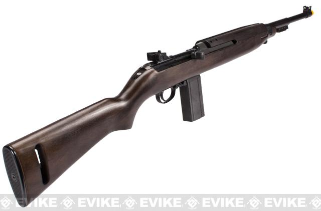 Marushin Full Metal Real Wood M1 Carbine CO2 Airsoft GBB Rifle
