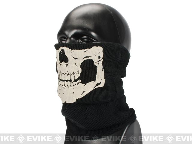 Matrix Ghost Special Forces Neck Gaiter - Black