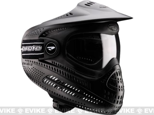 z Dye Switch FP Full Face Mask - Black