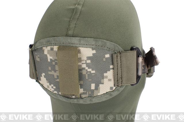 Matrix High Speed Lightweight Half Face Mask - (ACU)