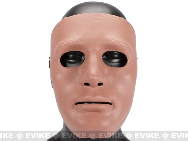 Koei Tactical Infantry Face Shield / Face Mask - Skin Tone