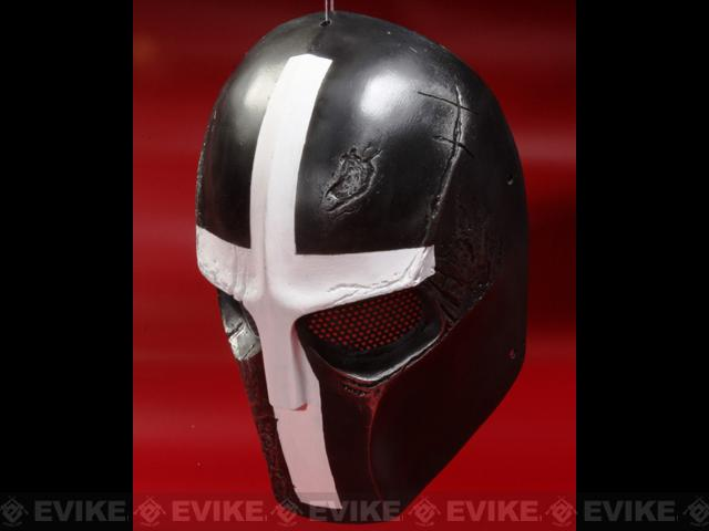 Evike.com R-Custom Fiberglass Wire Mesh Rios Cross Mask Inspired by Army of Two