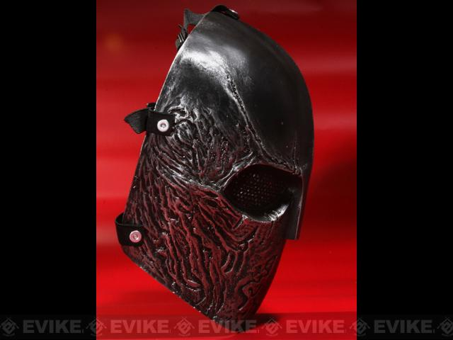 Evike.com R-Custom Fiberglass Wire Mesh Rios Tribal Mask Inspired by Army of Two