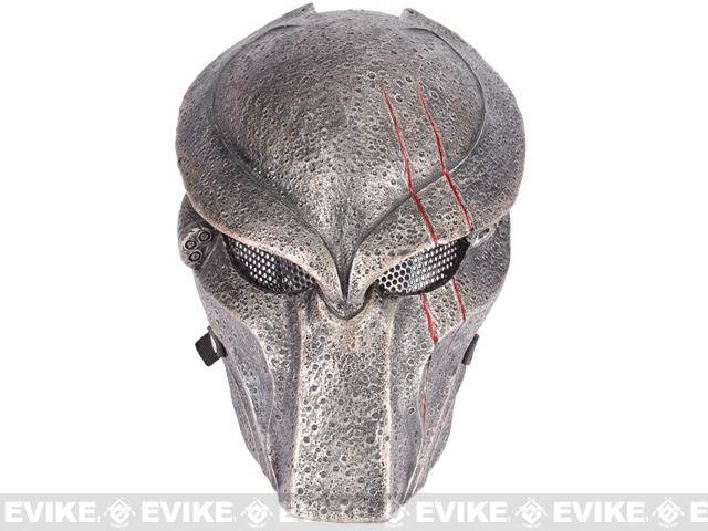 Evike.com R-Custom Fiberglass Wire Mesh She-Predator Tactical Mask
