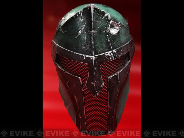 Evike.com R-Custom Fiberglass Wire Mesh Bounty Hunter Spartan Mask Inspired by 300