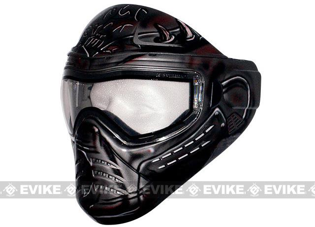 z Save Phace Full Face Tactical Mask (Dope Series) - Predator