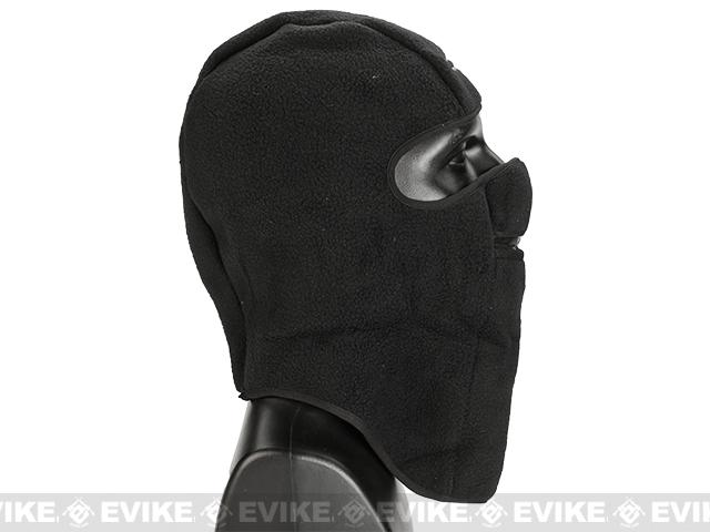 Matrix Thermal Fleece Balaclava - Black