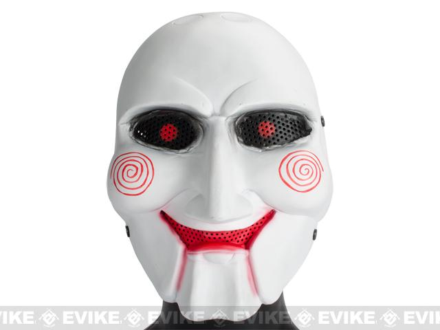 Avengers Wire Mesh Jigsaw Mask Inspired by SAW