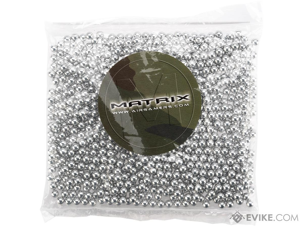 0.30g Matrix Aluminum 6mm Target BBs - 1000 Rounds NOT FOR FIELD USE