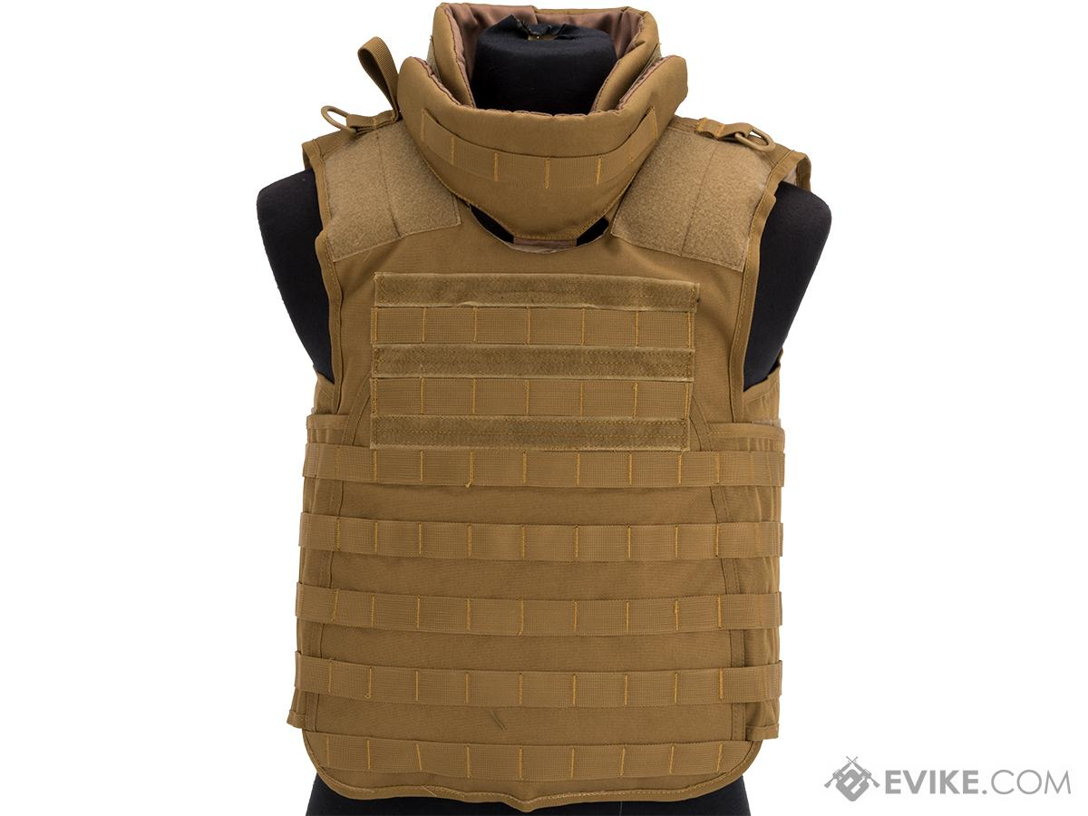 Matrix MOLLE S.D.E.U. High Speed Airsoft Tactical Vest (Color: Tan)