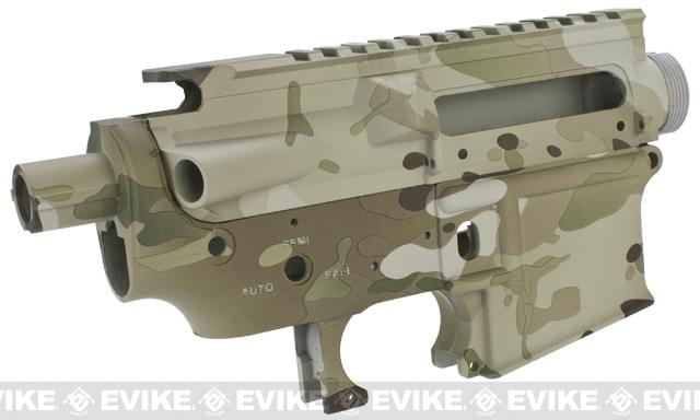 z Full Metal Body Kit for M4 / M16 Airsoft AEG Rifles - Multicam
