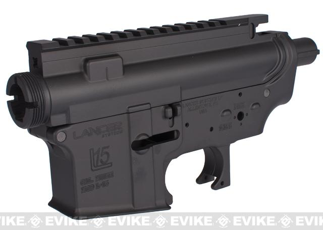 Madbull Metal Receiver for M4 / M16 Series Airsoft AEG Rifles - Lancer Systems