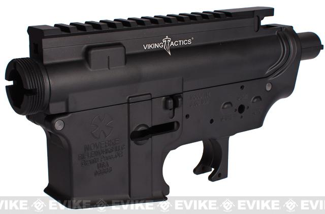 Madbull Metal Receiver for M4 / M16 Series Airsoft AEG Rifles - VTAC V2
