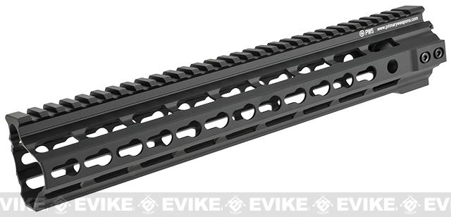 Madbull PWS DI 12 Keymod Handguard Rail for M4 / M16 series  Airsoft rifles