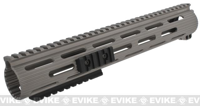 Madbull VTAC Extreme Battle Rail for Airsoft M4/M16 Series Airsoft AEG Rifles - 13 / Dark Earth
