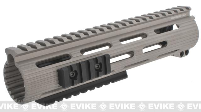 Madbull VTAC Extreme Battle Rail for Airsoft M4/M16 Series Airsoft AEG Rifles - 9 / Dark Earth